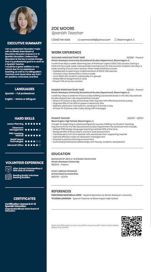 create cv from linkedin  build a much more engaging and