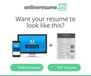 online resume builder build the perfect pdf online resume in minutes
