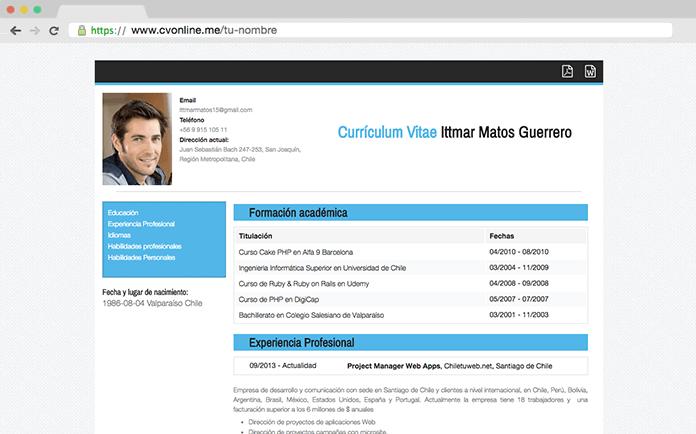 pagina para hacer curriculum vitae  u2013 hashtoken net